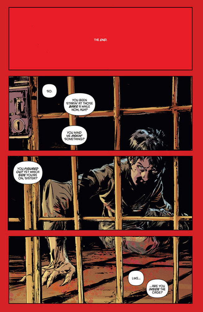 Cry Havoc  #1 - Image Comics