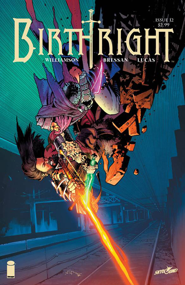 Image: Birthright #13 (cover A - Bressan & Lucas) - Image Comics