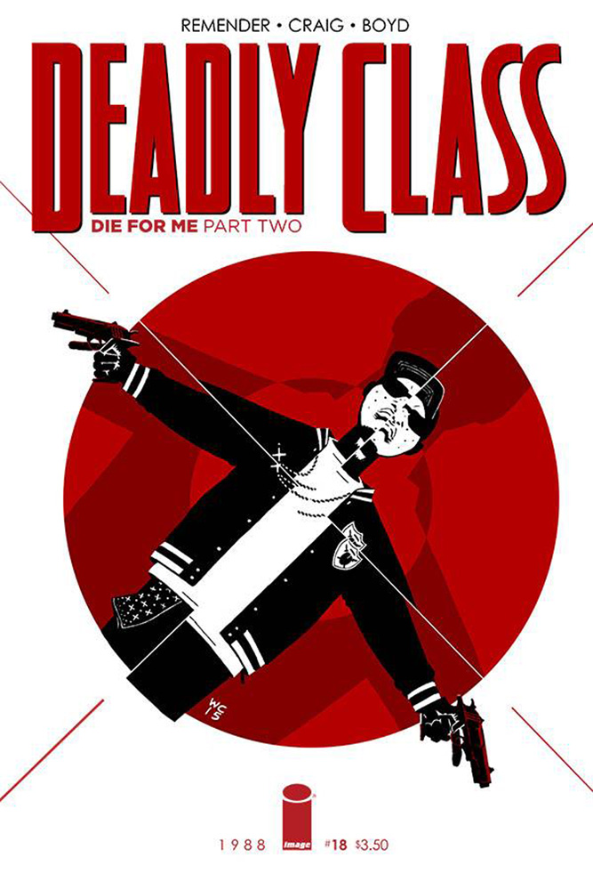 Image: Deadly Class #18 - Image Comics