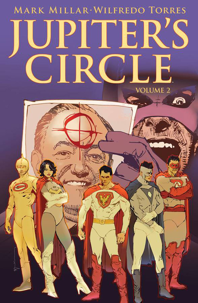 Image: Jupiter's Circle Vol. 2 #3 (cover A - Sienkiewicz) - Image Comics