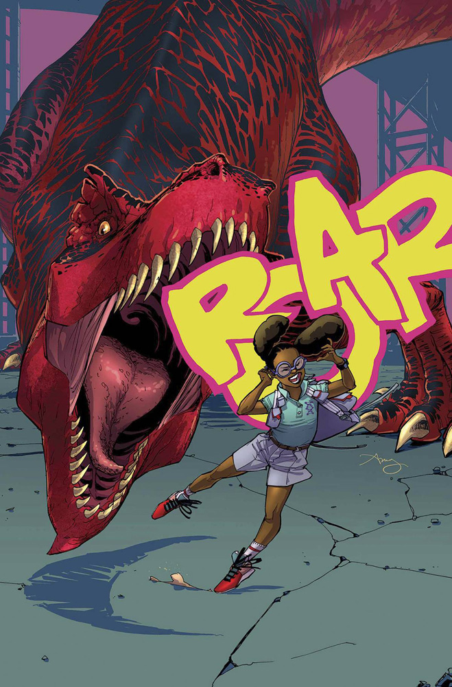 Image: Moon Girl and Devil Dinosaur #3 - Marvel Comics