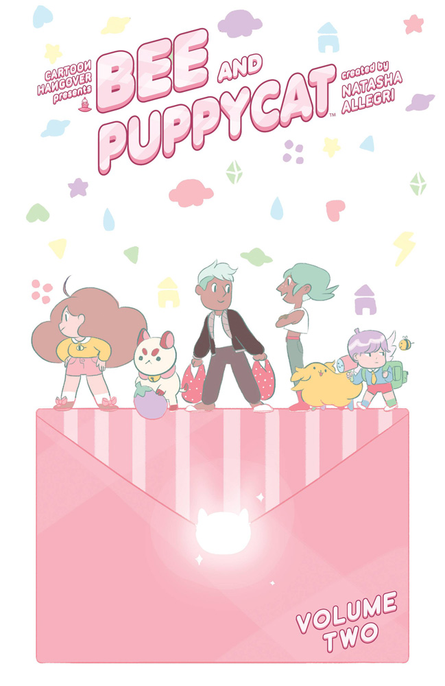 Image: Bee and Puppycat Vol. 02 SC  - Boom! Studios