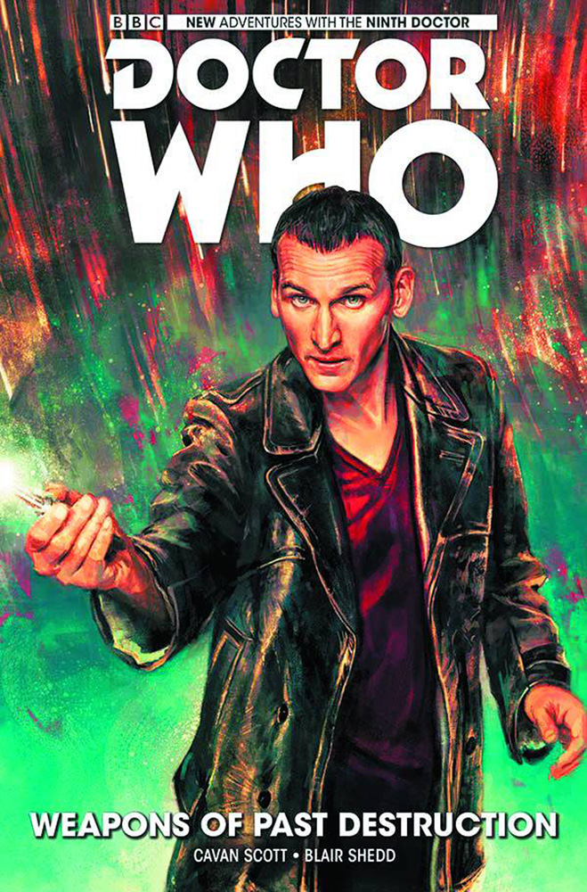 Image: Doctor Who: The Ninth Doctor Vol. 01 - Weapons of Past Destruction HC  - Titan Comics
