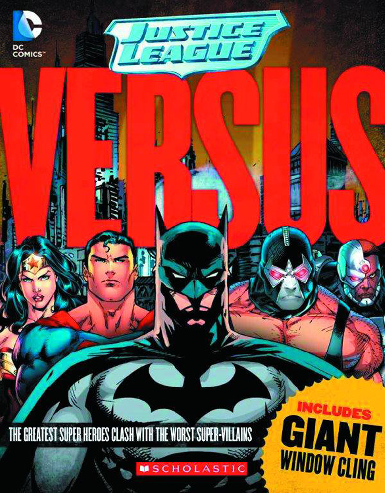 Image: Justice League: Versus SC  (young readers) - Scholastic Inc.
