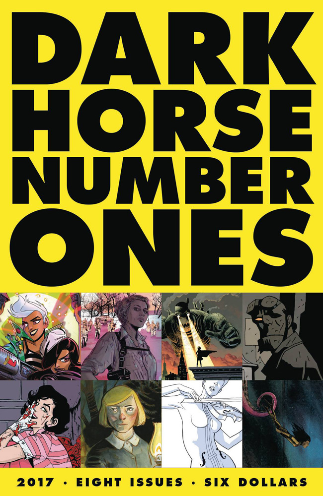 Image: Dark Horse Number Ones SC  - Dark Horse Comics