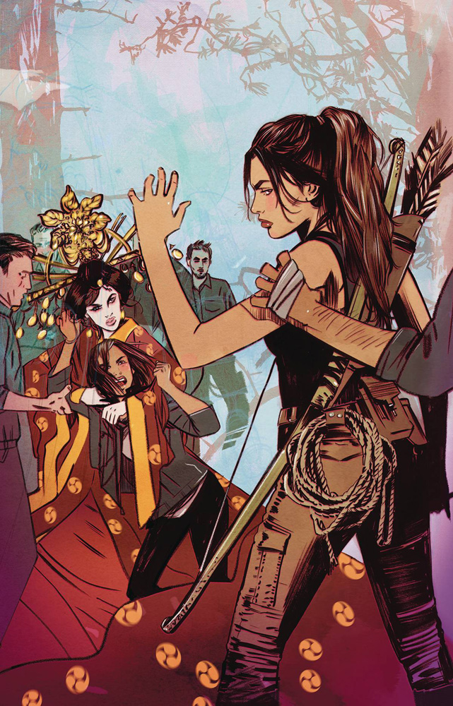 Image: Tomb Raider #12 [2017]  [2017] - Dark Horse Comics