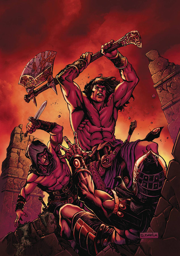Image: Conan the Slayer #7  [2017] - Dark Horse Comics