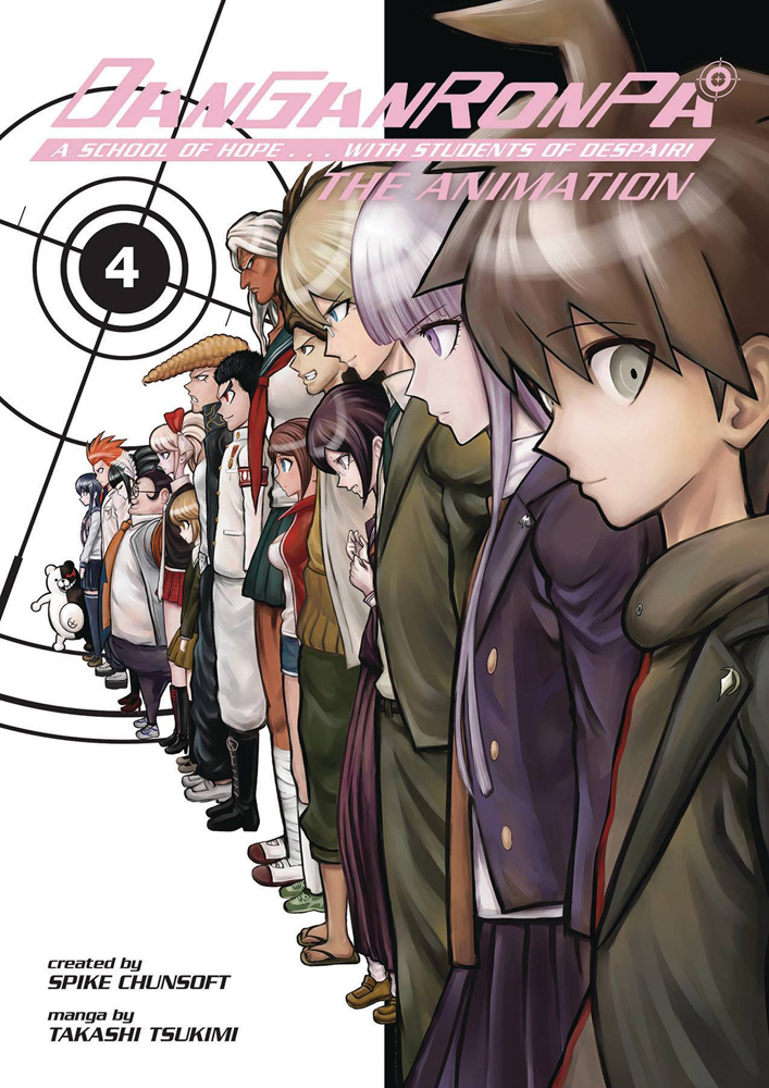 Image: Danganronpa: The Animation Vol. 04 SC  - Dark Horse Comics