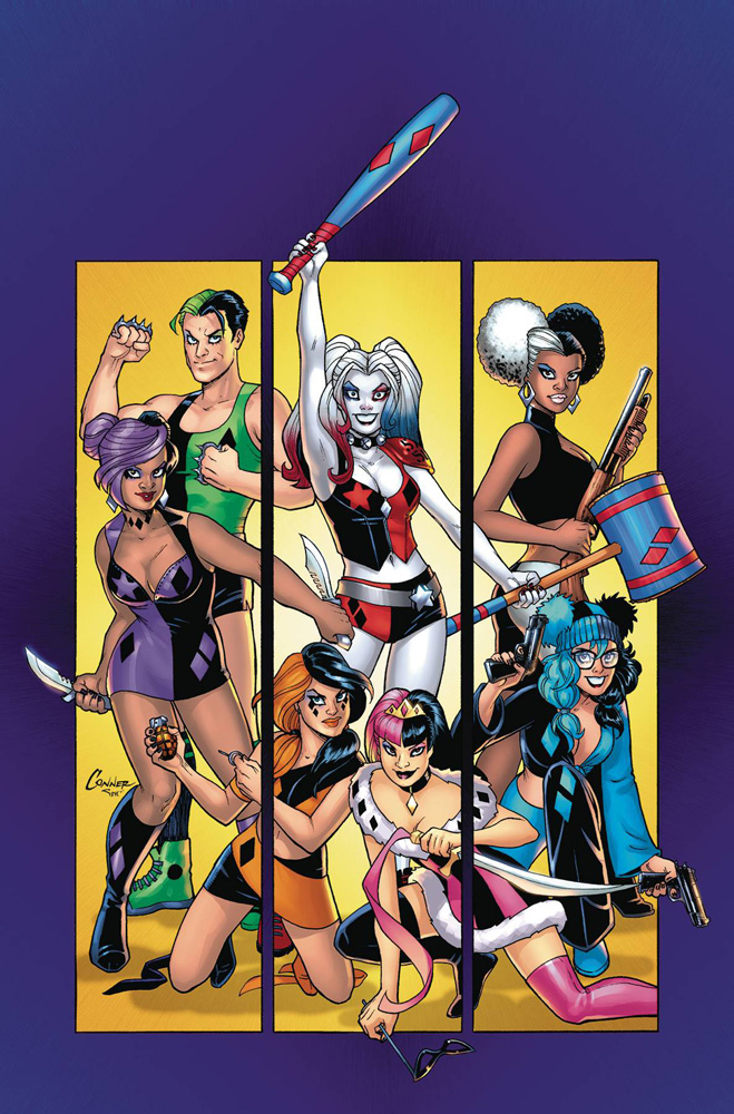 Image: Harley Quinn and Her Gang of Harleys SC  - DC Comics