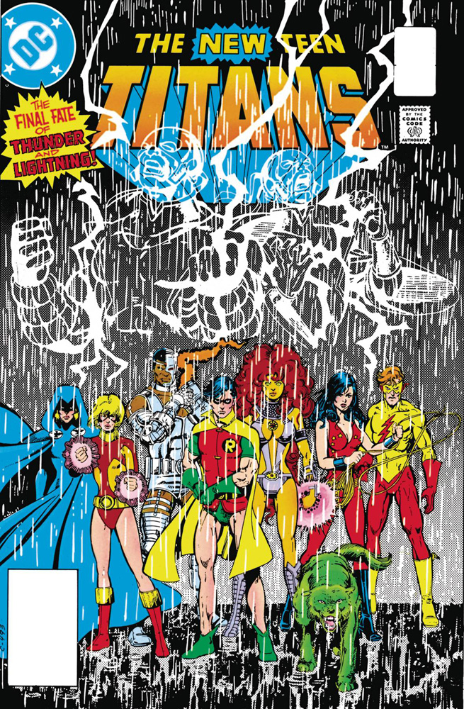 Image: New Teen Titans Vol. 06 SC  - DC Comics
