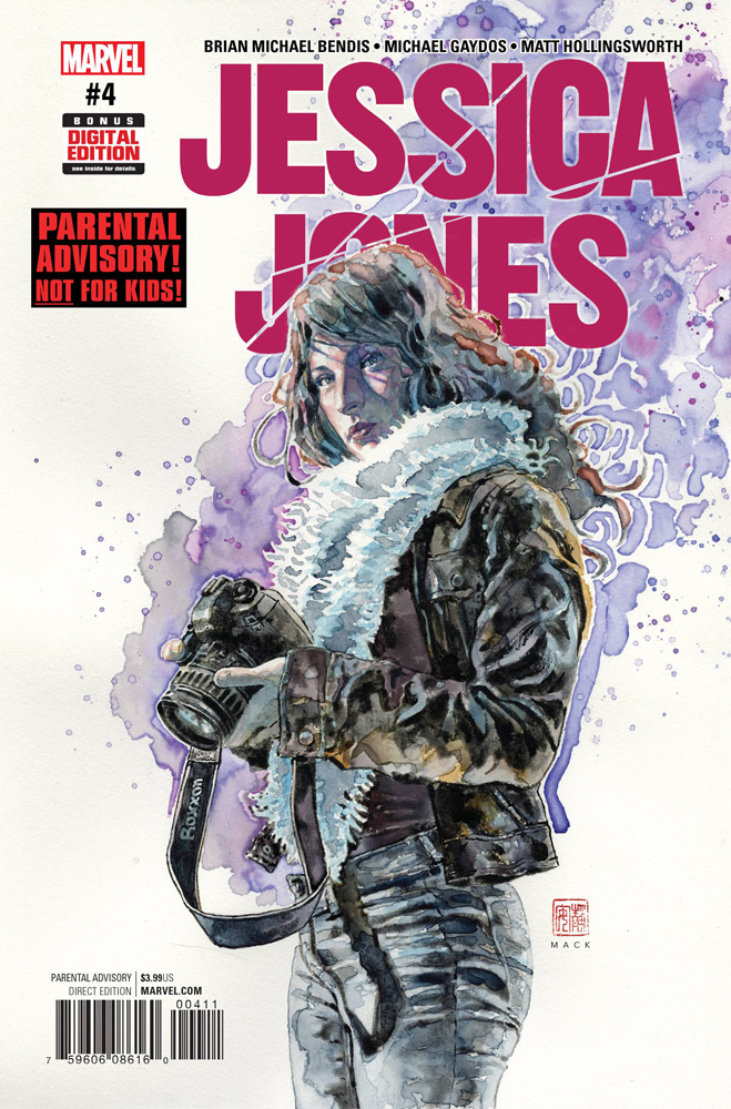 Image: Jessica Jones #4  [2017] - Marvel Comics