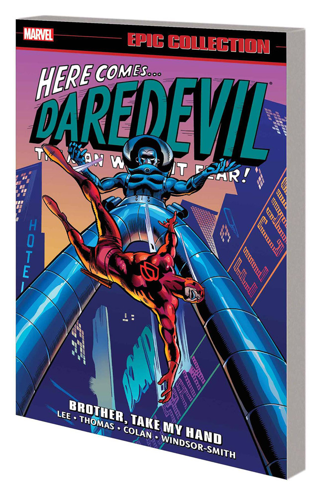 Daredevil Epic Collection Vol. 3: Brother, Take My Hand