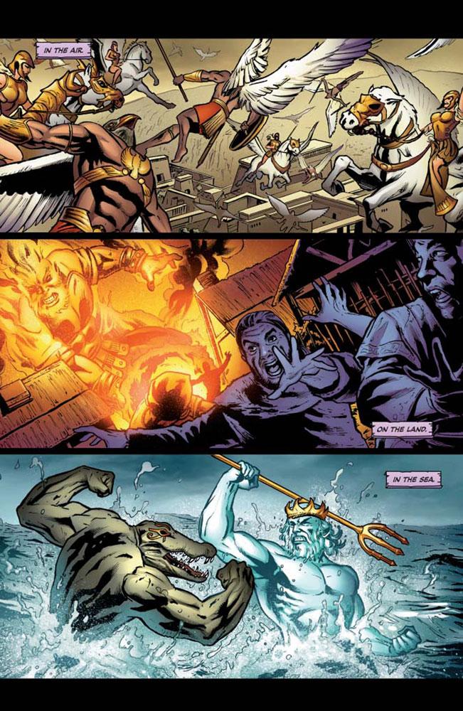 Xena Omnibus Vol. 01 SC  - Dynamite