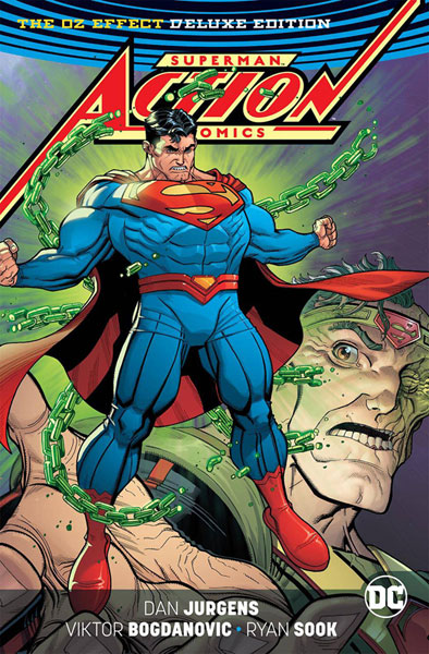 Image: Superman: Action Comics - The Oz Effect Rebirth Deluxe Edition HC  - DC Comics