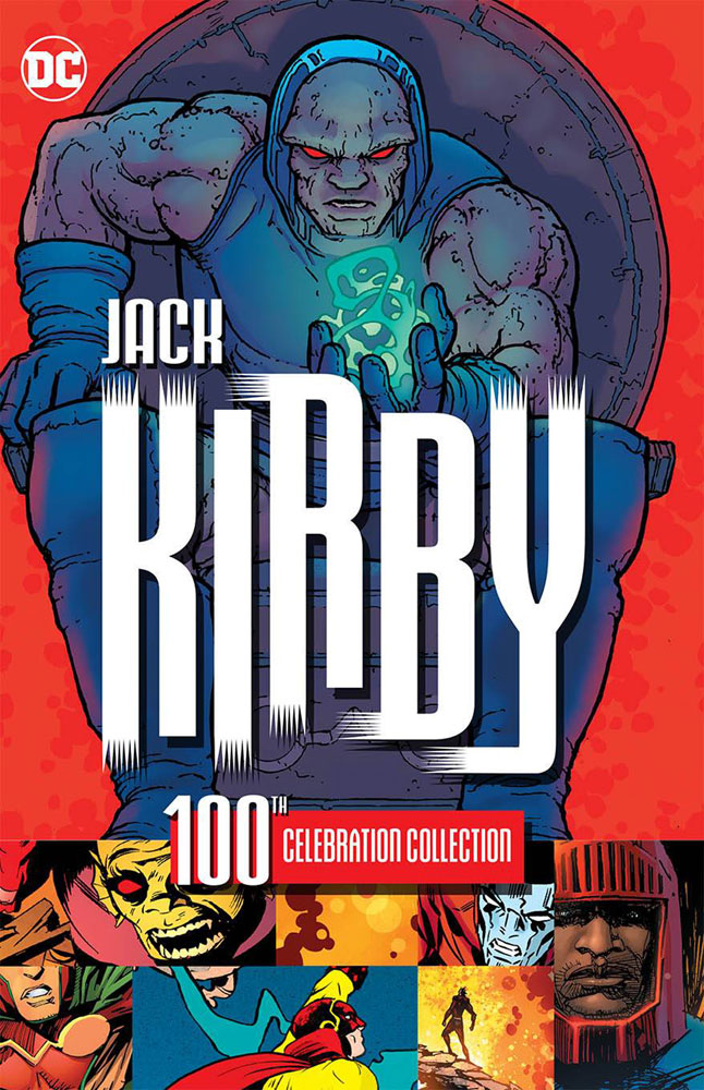 Image: Jack Kirby 100th Celebration Collection SC  - DC Comics