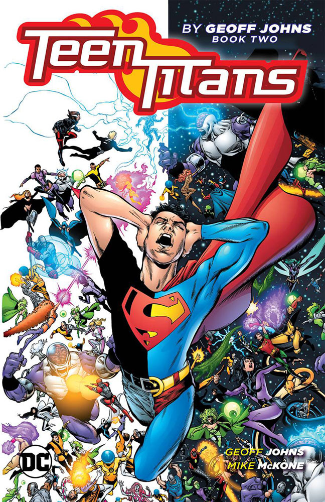 Image: Teen Titans by Geoff Johns Vol. 02 SC  - DC Comics