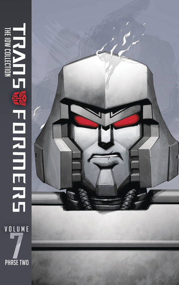 Image: Transformers: The IDW Collection Phase 2 Vol. 07 HC  - IDW Publishing