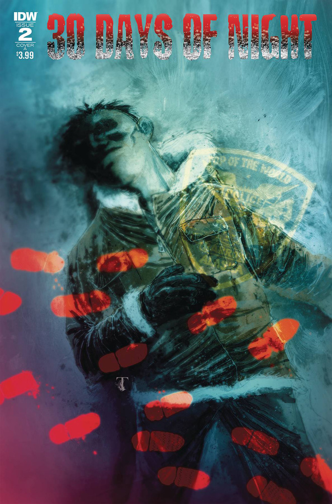 Image: 30 Days of Night #2 (cover A - Templesmith)  [2018] - IDW Publishing