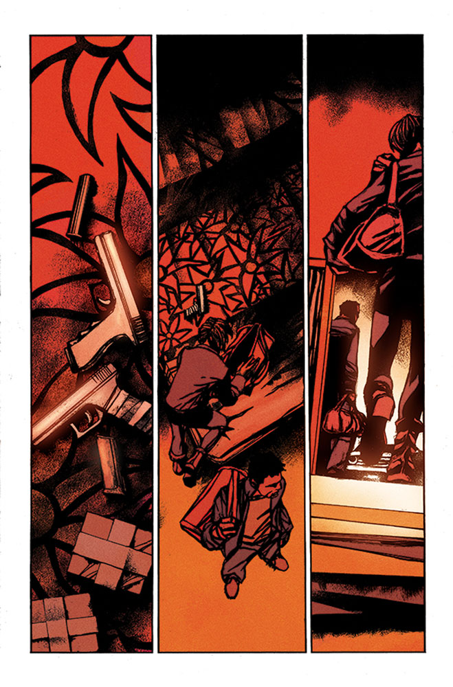 Days of Hate #1 (Web Super Special)  [2018] - Image Comics