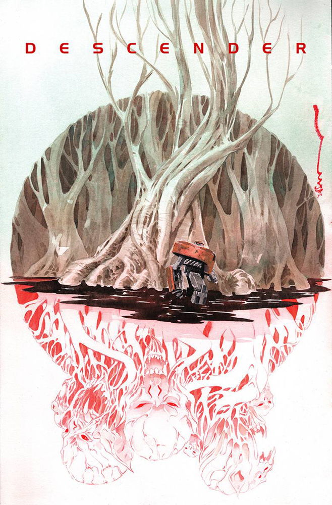 Image: Descender Vol. 05: Rise of the Robots SC  - Image Comics