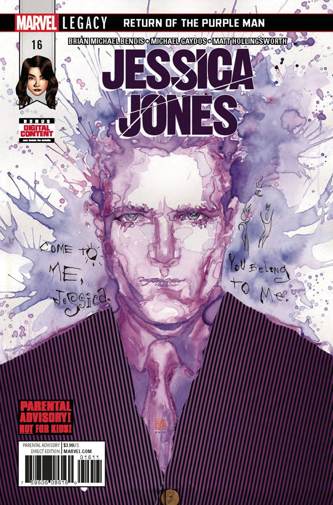 Image: Jessica Jones #16 (Legacy)  [2018] - Marvel Comics