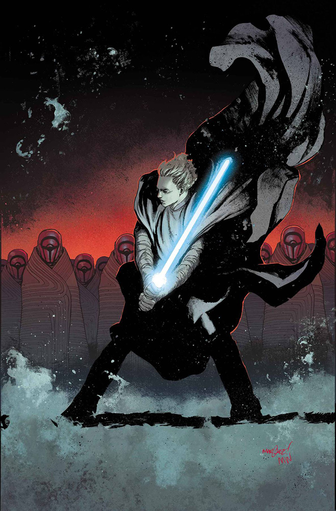 Image: Star Wars #41  [2018] - Marvel Comics