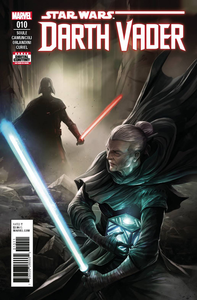 Image: Darth Vader #10  [2018] - Marvel Comics