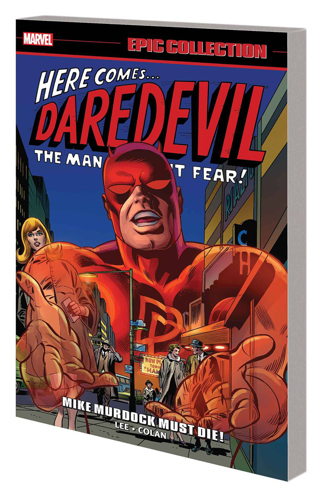 Daredevil Epic Collection: Mike Murdoch Must Die!