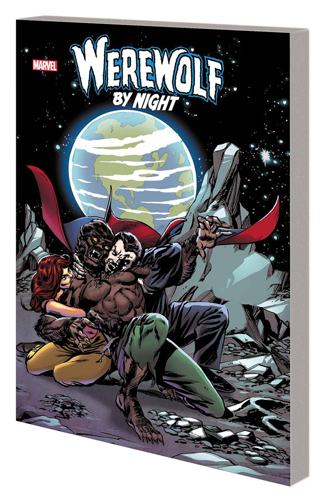 Image: Werewolf by Night: The Complete Collection Vol. 02 SC  - Marvel Comics
