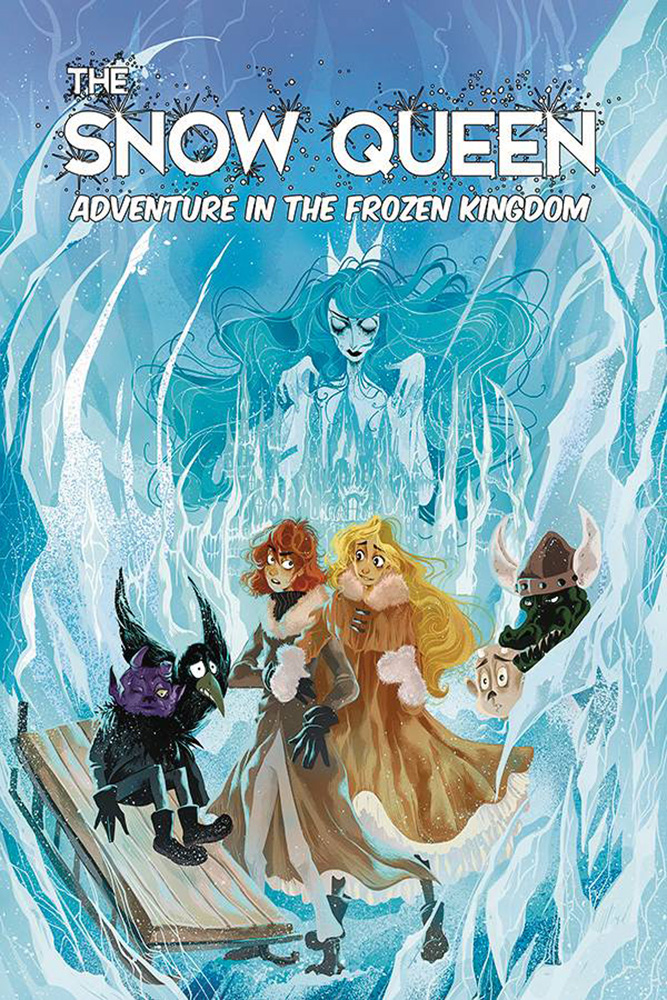 Image: Snow Queen: Adventure in the Frozen Kingdom SC  - Caliber Entertainment
