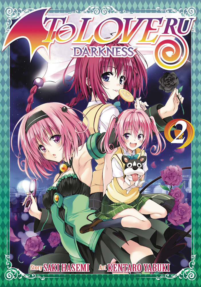 Image: To Love-Ru Darkness Vol. 02 SC  - Seven Seas Ghost Ship