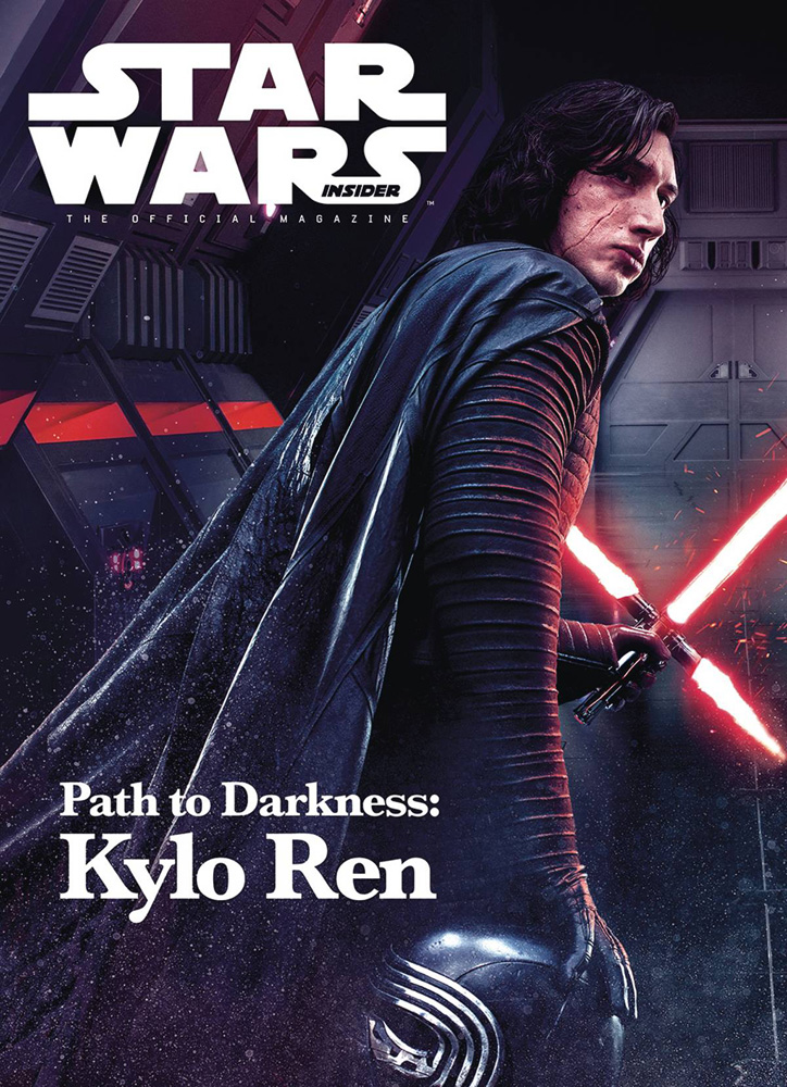 Image: Star Wars Insider #179 (newsstand cover) - Titan Comics