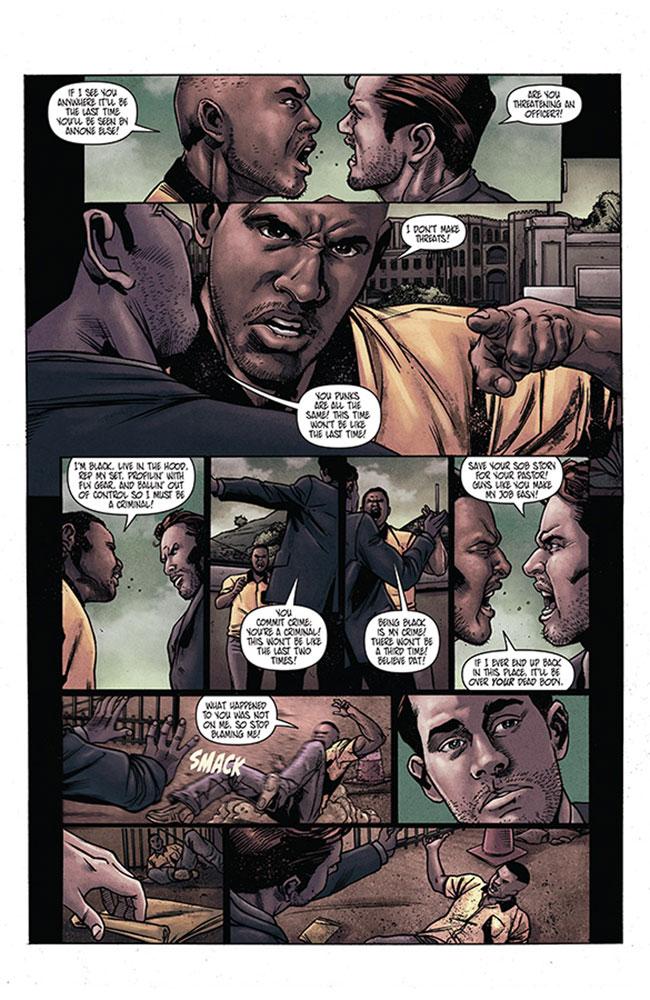 Vidication #1  [2019] - Image Comics