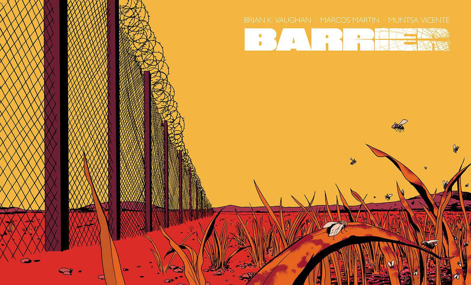 Image: Barrier Limited Edition Slipcase  - Image Comics