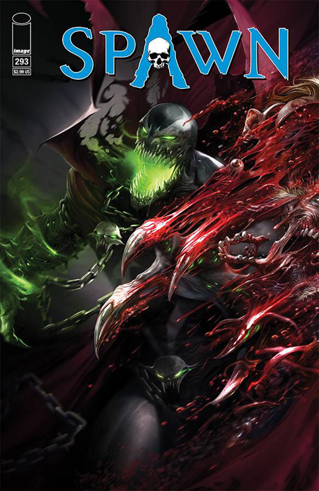 Image: Spawn #293 (cover A)  [2019] - Image Comics