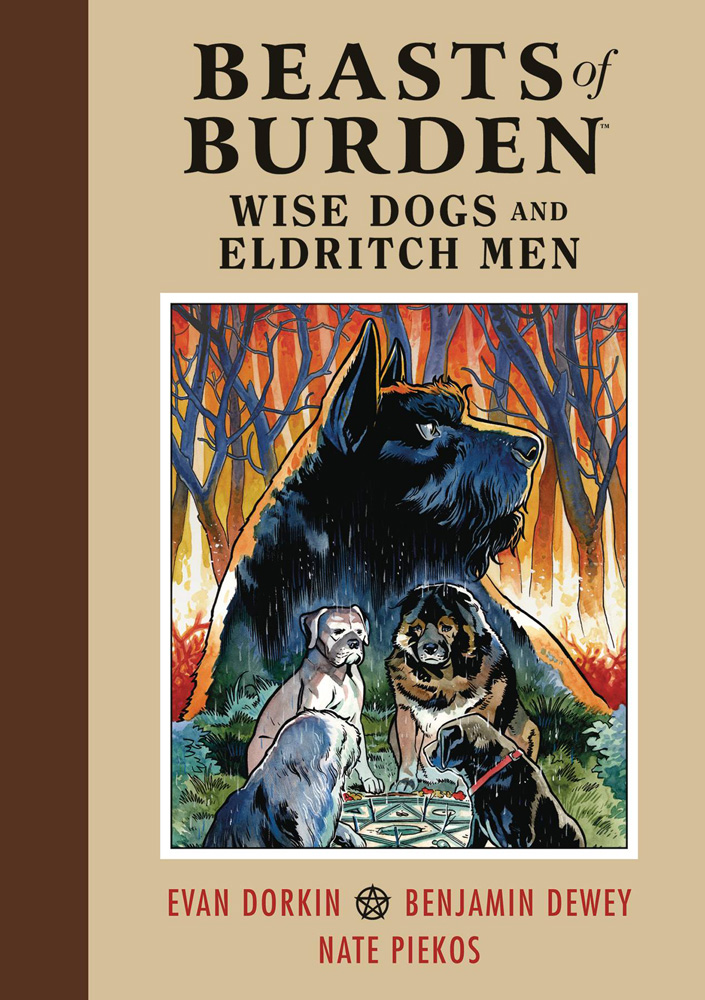 Image: Beasts of Burden: Wise Dogs and Eldritch Men HC  - Dark Horse Comics