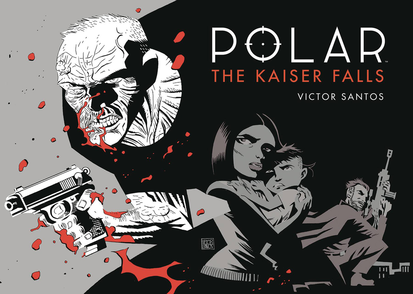 Image: Polar: The Kaiser Falls HC  - Dark Horse Comics