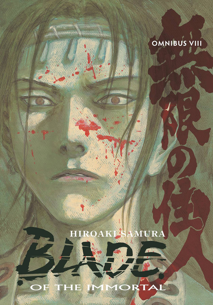 Image: Blade of the Immortal Omnibus Vol. 08 SC  - Dark Horse Comics