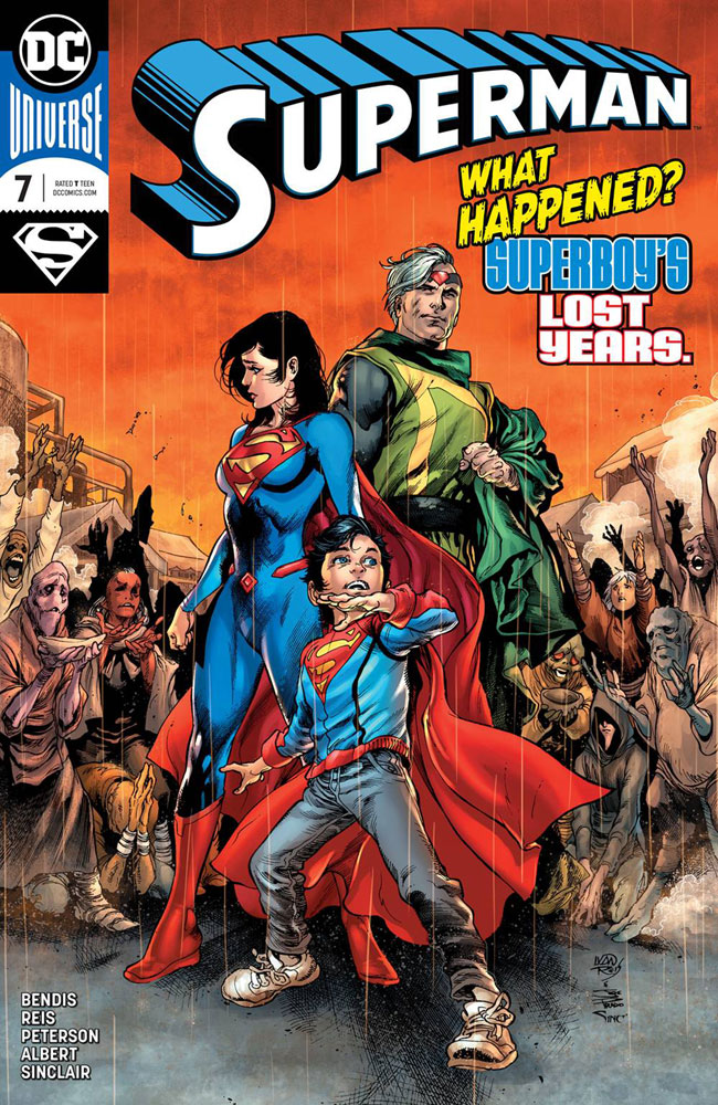 Image: Superman #7 - DC Comics