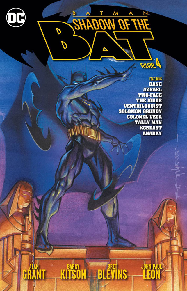 Image: Batman: Shadow of the Bat Vol. 04 SC  - DC Comics