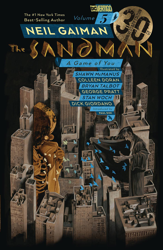 Image: Sandman Vol. 05: A Game of You 30th Anniversary Edition SC  - DC Comics - Vertigo