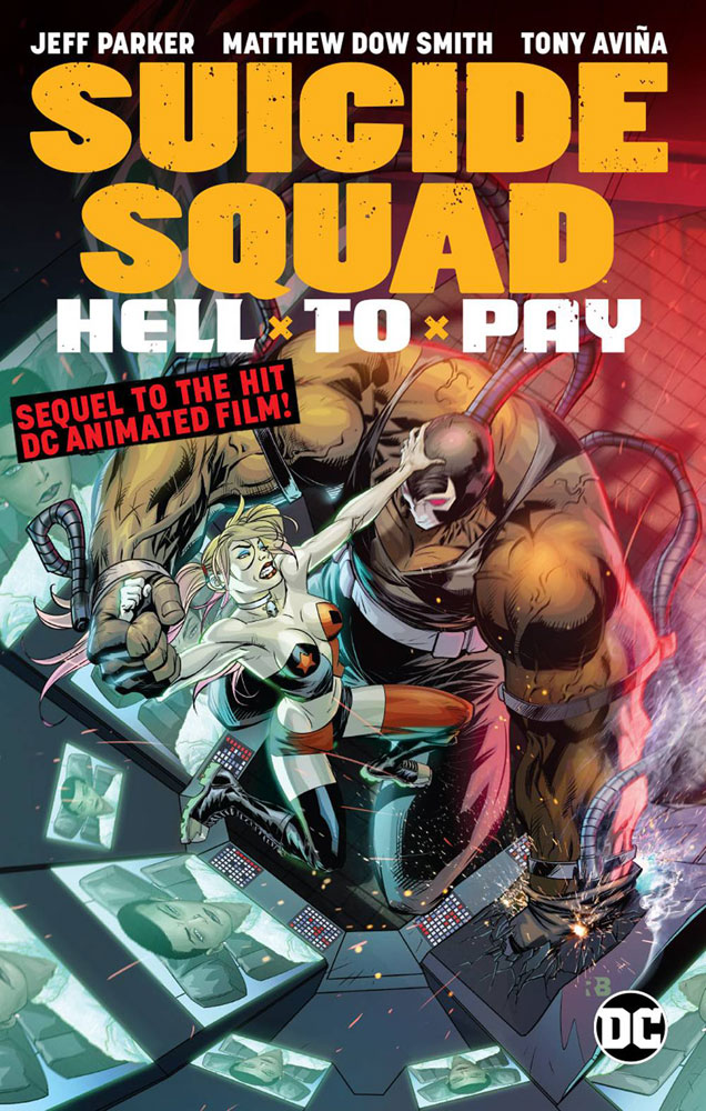 Image: Suicide Squad: Hell to Pay SC  - DC Comics