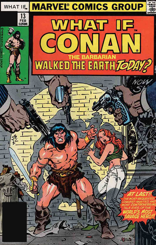 True Believers: What If Conan Walked the Earth Today?