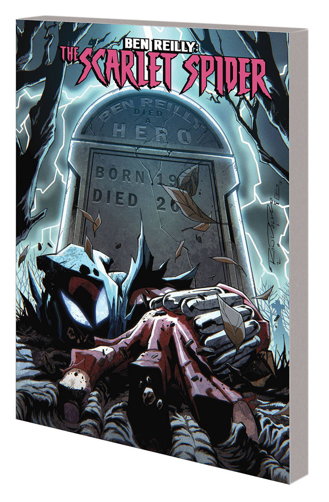 Image: Ben Reilly: Scarlet Spider Vol. 05 - Deal With the Devil SC  - Marvel Comics