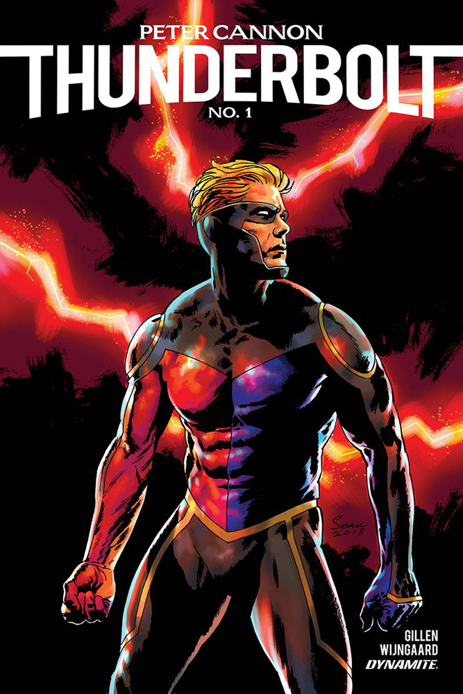 Image: Peter Cannon: Thunderbolt #1 (cover A - Phillips)  [2019] - Dynamite