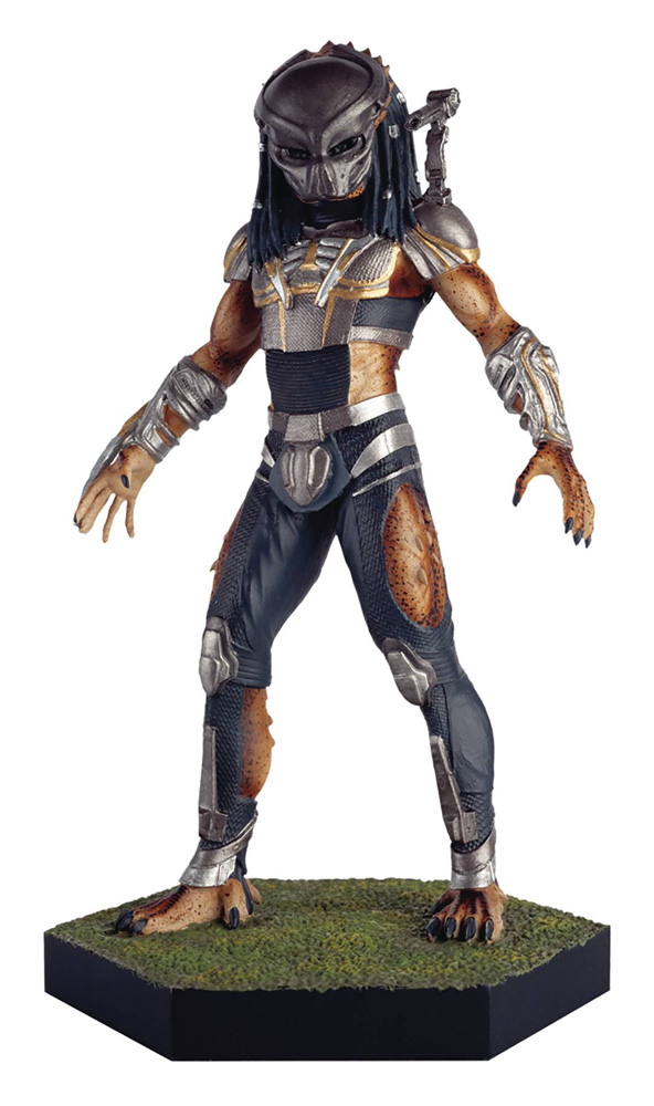 Image: Alien / Predator Figure Collectible #50 (Killer Clan Predator) - Eaglemoss Publications Ltd