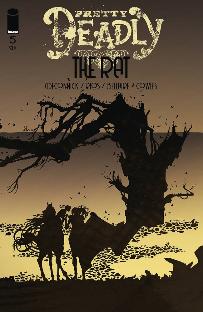 Image: Pretty Deadly: The Rat #5 - Image Comics