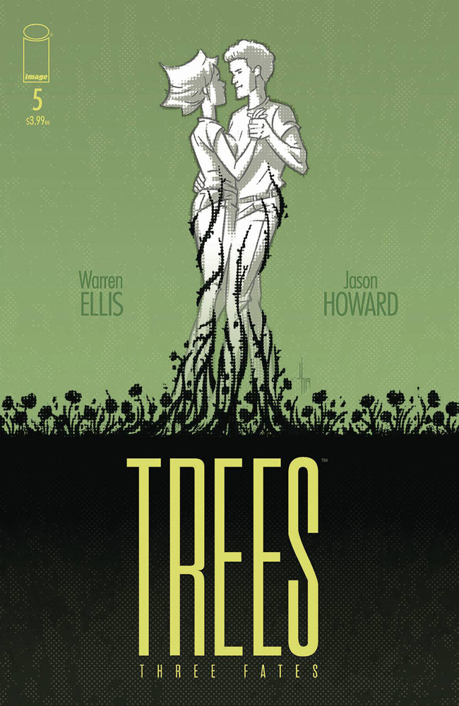 Image: Trees: Three Fates #5 - Image Comics