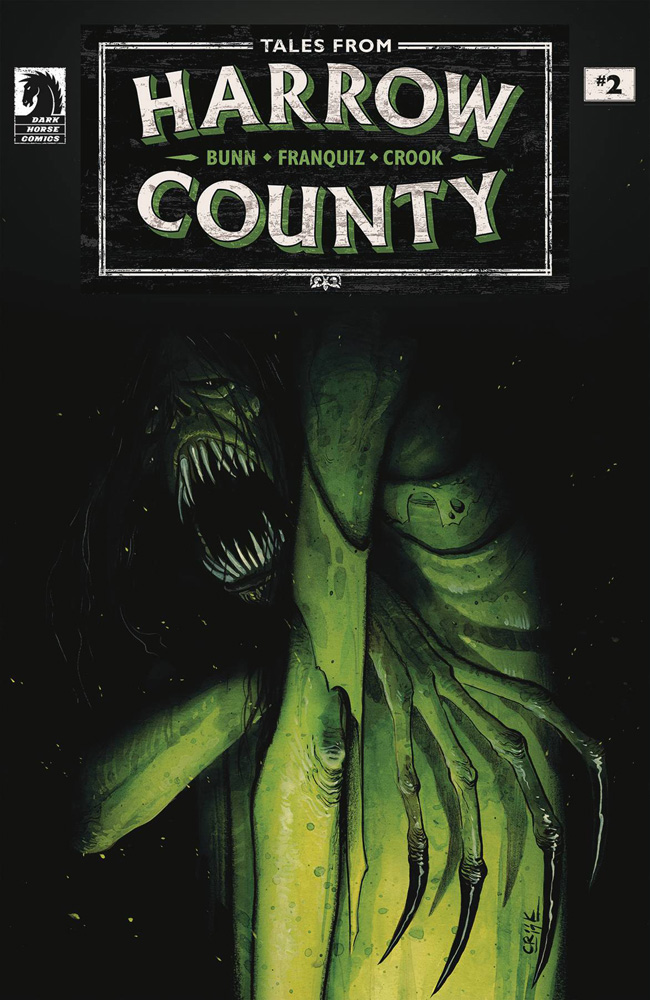 Image: Tales from Harrow County #2 (variant cover - Crook) - Dark Horse Comics
