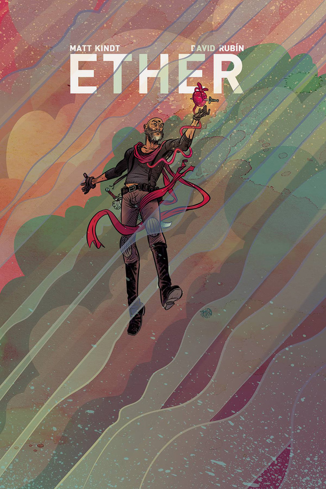 Image: Ether Disappearance of Violet Bell #5 (cover A - Rubin) - Dark Horse Comics